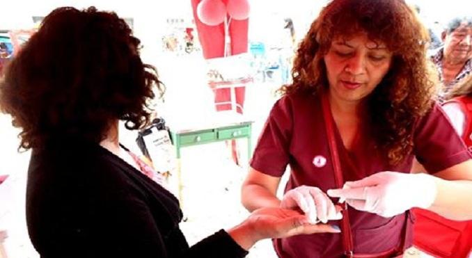 despistaje vih sida prensa la eskina