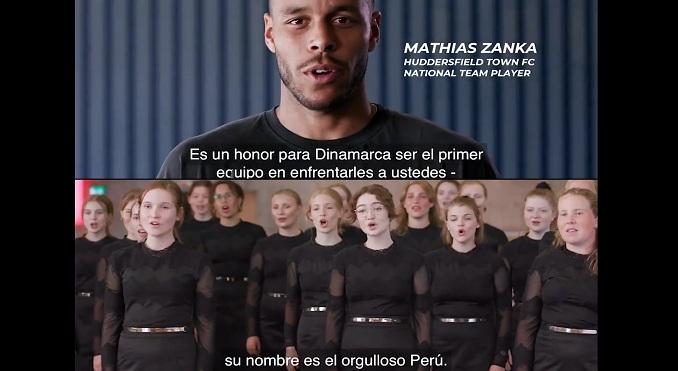 PRENSA LA ESKINA CALLAO DINAMARCA DEDICA VIDEO A PERU