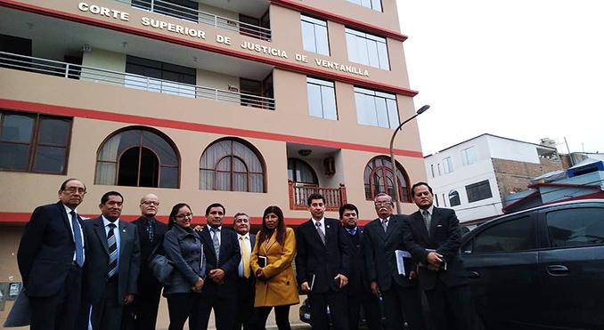 prensa la eskina callao colegio de abogados de ventanilla