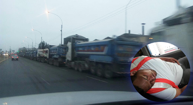 vehiculos de carga pesada