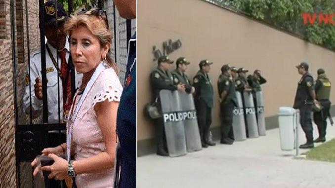 prensa la eskina sandra castro allana viviendas de pedro gonzalo chavarry por estar acusado de los cuellos blancos del callao
