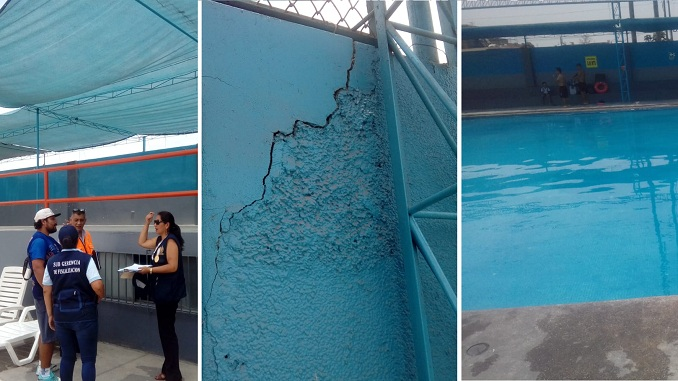 prensa la eskina callao ventanilla mi peru carmen de la legua operativo de fiscalizacion en piscina