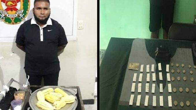 PRENSA LA ESKINA CALLAO VENTANILLA COMISARIA DE MI PERU ARRESTADO POR USAR PUESTO DE CHOCLOS Y VENDER DROGA