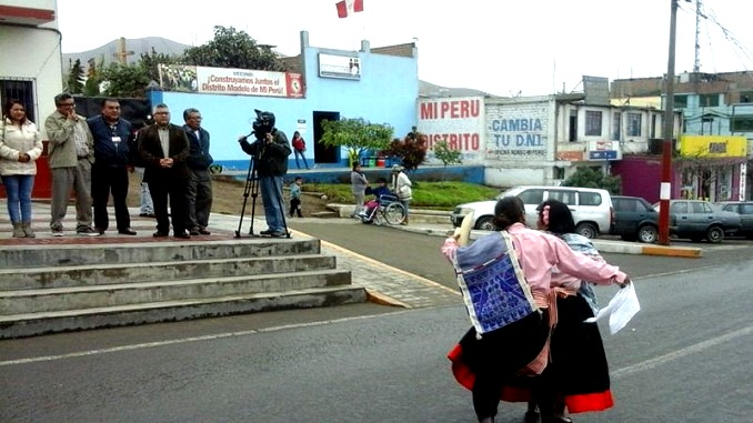 prensa la eskina callao mi peru celebra cinco años de distrito