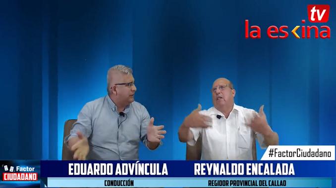 REYNALDO ENCALADA EDUARDO ADVINCULA